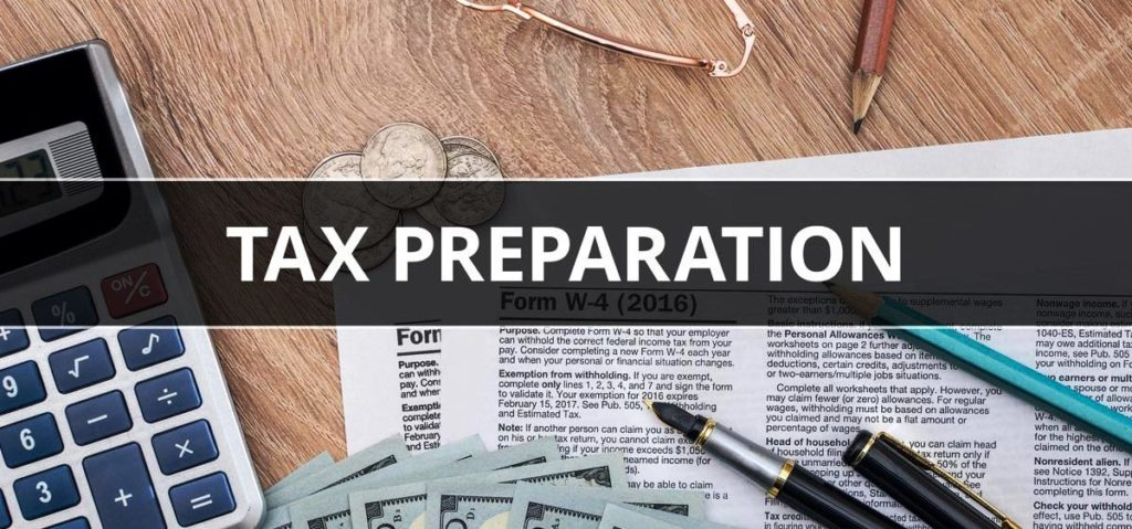 Image result for tax preparation
