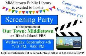 Storytimes and Events – Middletown Public Library